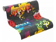 Tapeta Kids & Teens graffiti 237801 | lepidlo zdarma Rasch