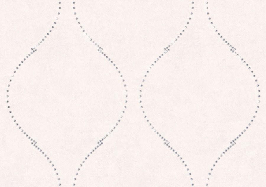 Tapeta s křišťálem Briolette 8100 - Rasch