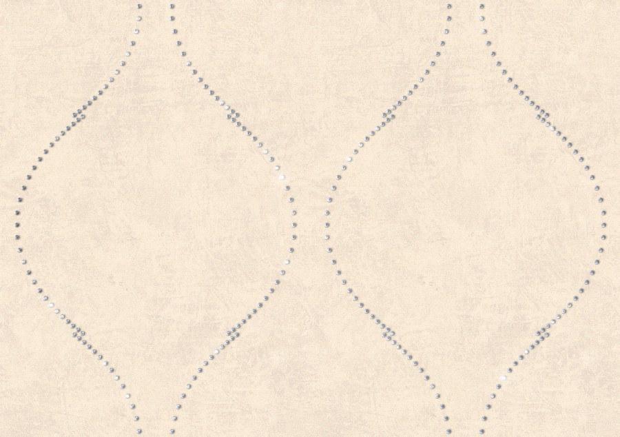Tapeta s křišťálem Briolette 8101 - Rasch