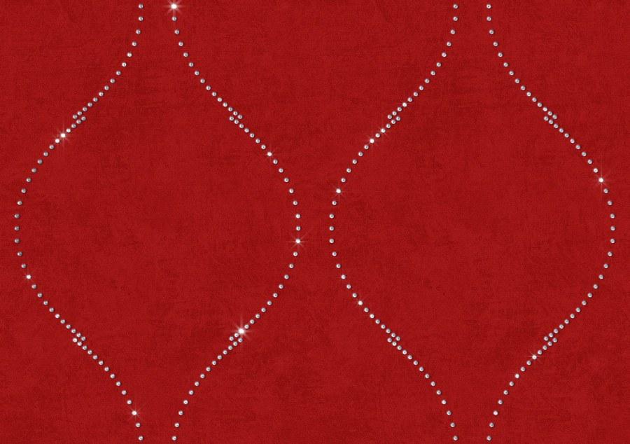 Tapeta s křišťálem Briolette 8110 - Rasch