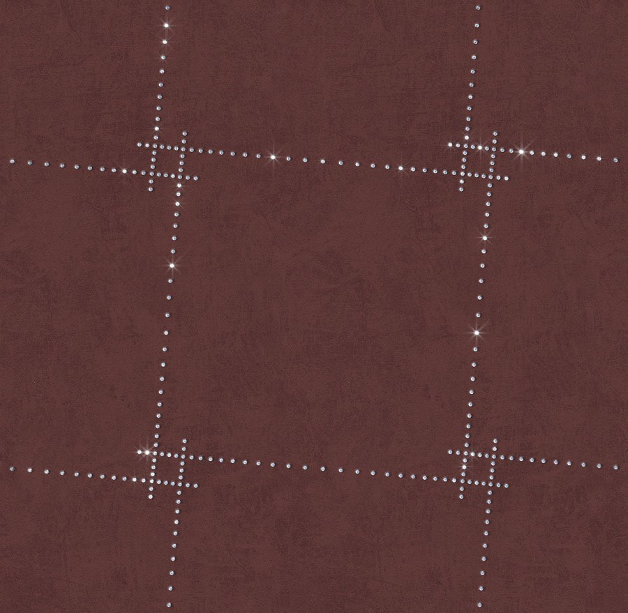 Tapeta s křišťálem Cube 8406 - Rasch
