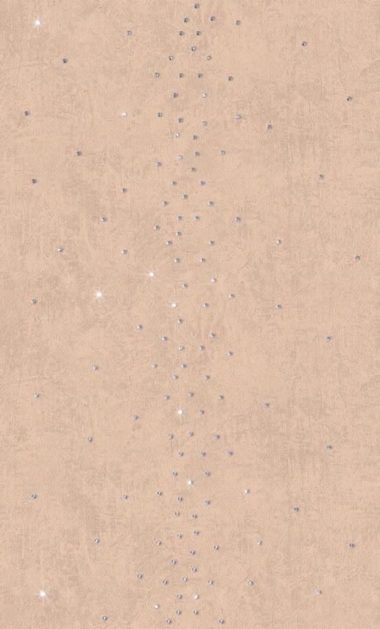 Tapeta s křišťálem Star Light 8703 - Rasch