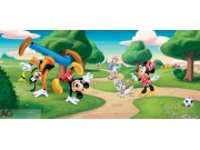 Fototapeta Mickey Mouse FTDNH-5323 | 202x90 cm Fototapety