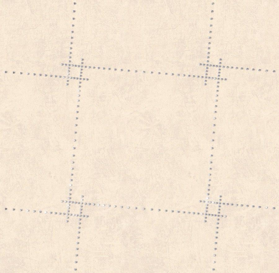 Tapeta s křišťálem Cube 8401 - Rasch