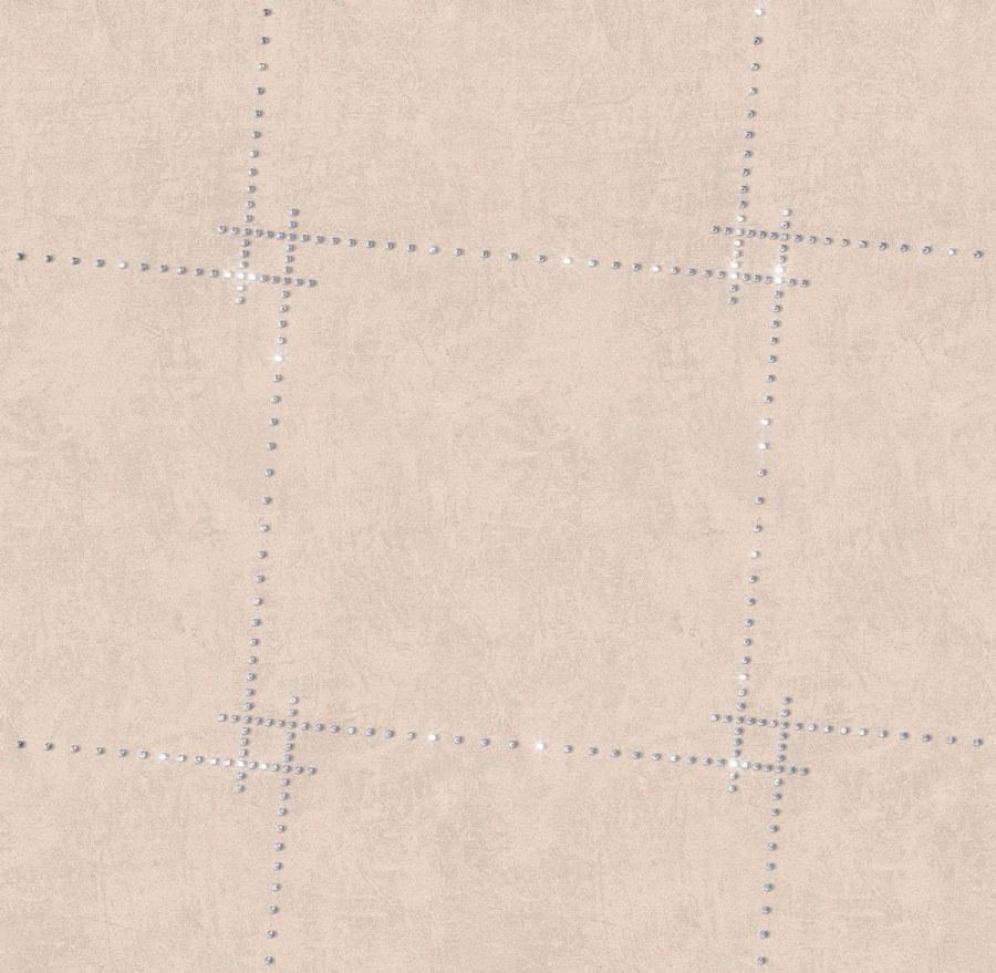 Tapeta s křišťálem Cube 8402 - Rasch