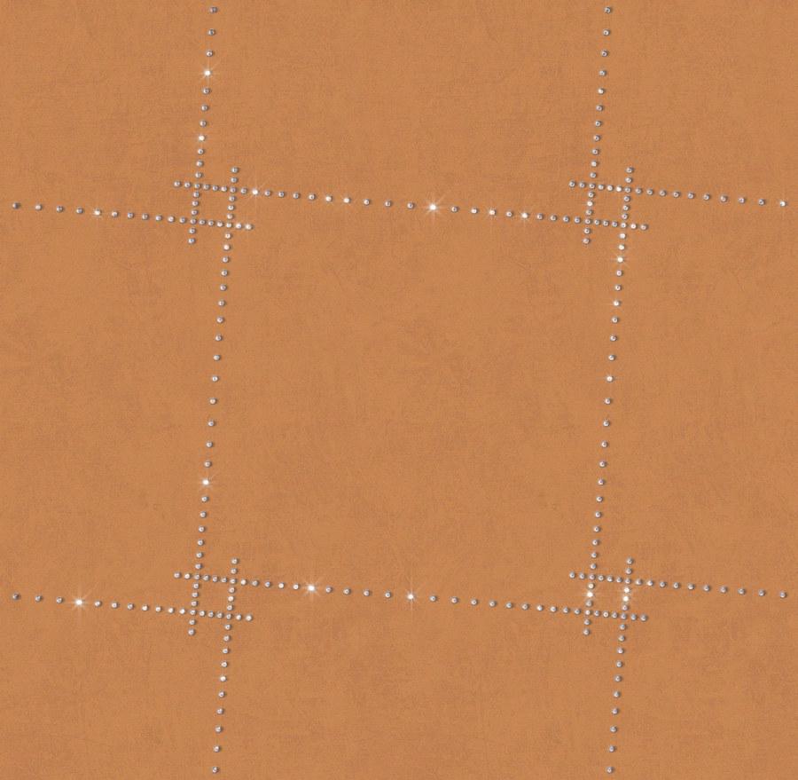 Tapeta s křišťálem Cube 8405 - Rasch