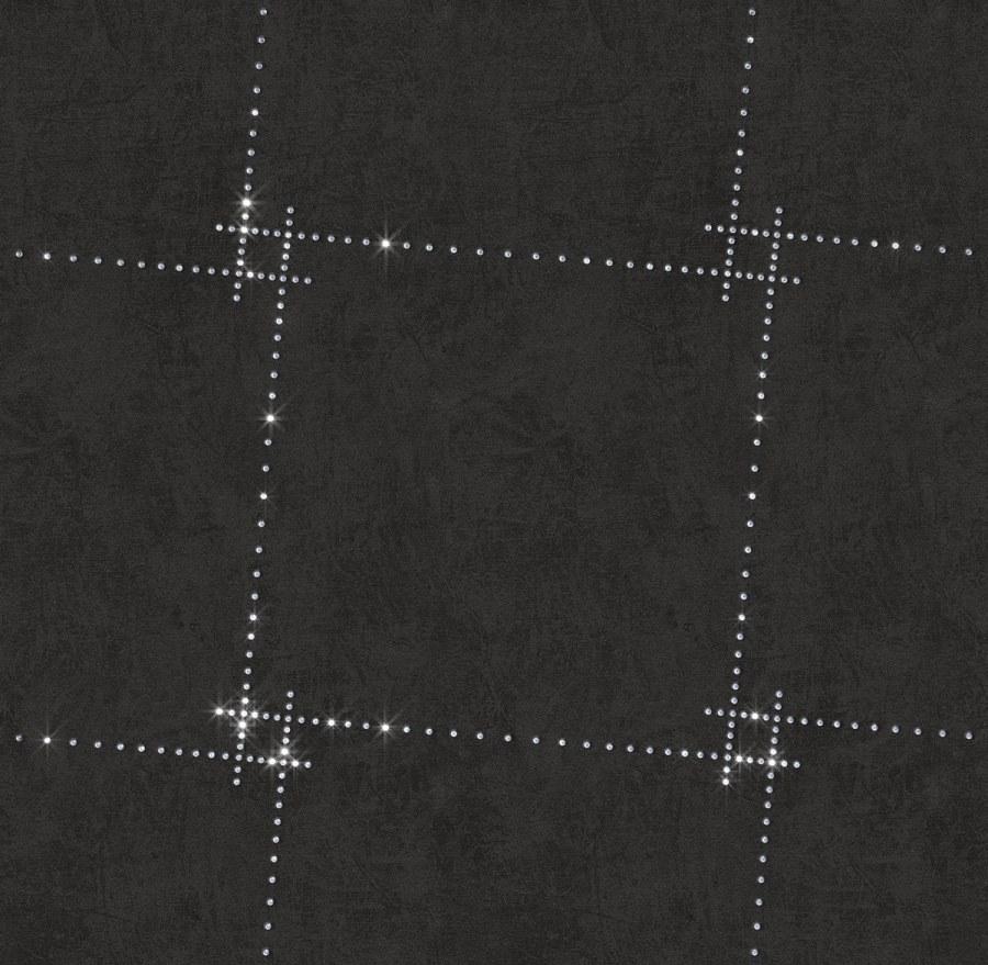 Tapeta s křišťálem Cube 8407 - Rasch