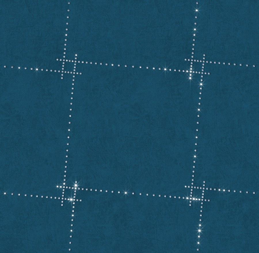 Tapeta s křišťálem Cube 8409 - Rasch