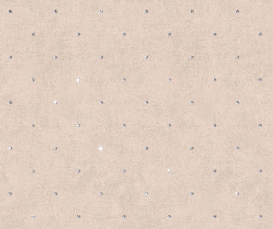Tapeta s křišťálem Cullinan 2202 - Rasch