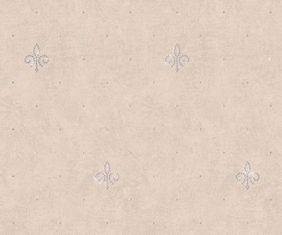 Tapeta s křišťálem Visage 8202 - Rasch