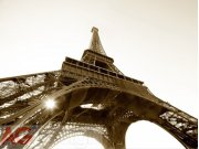 Fototapeta AG Eiffelova věž FTS-0172   360x254 cm Fototapety skladem