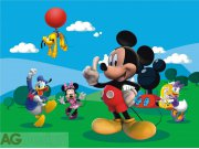 Fototapeta AG Mickey Mouse FTDNXXL-5002 | 360x270 cm Fototapety
